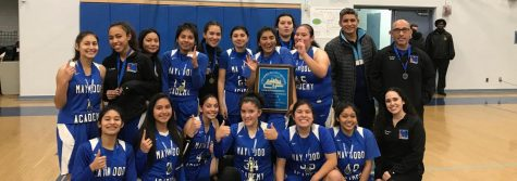 Maywood Academy Defeated by LA Romans