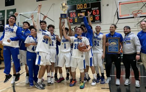 Maywood Academy Wins the CIF LA City Section Division 4 Boys Basketball Championship Title With Half-Court Buzzer-Beater Shot