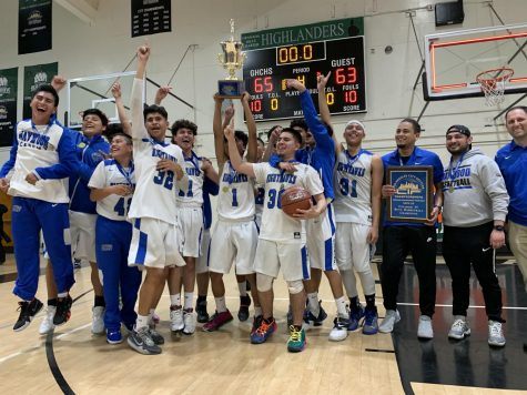 CIF Los Angeles Section Division 4 Champions; Photo by Stefany Silva